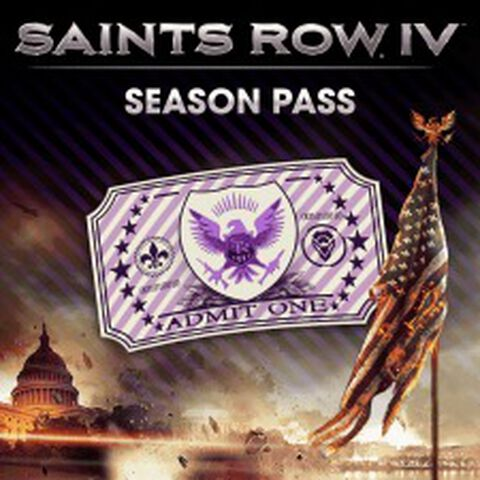 Saints Row Iv: Season Pass