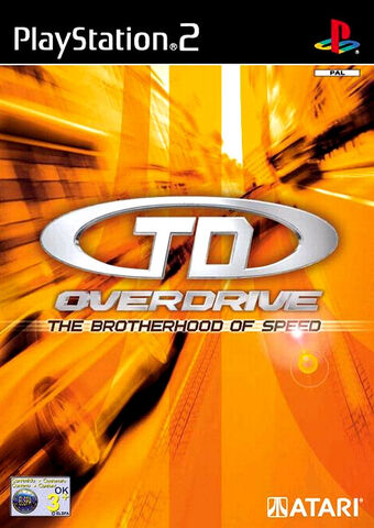 Test Drive Overdrive