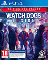 Watch Dogs Legion Edition Resistance - Versions PS5 et