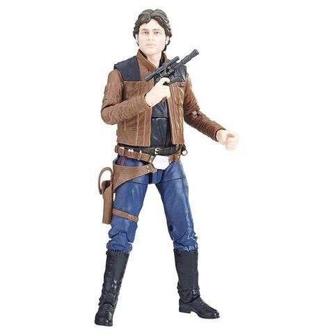 Figurine - Star Wars - Black Series Han Solo