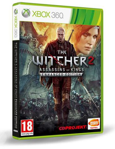 The Witcher 2 : Assassins Of Kings Enhanced Edition