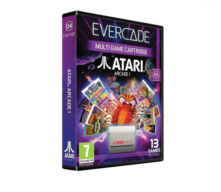 Evercade Atari Arcade 1 Cartridge 4