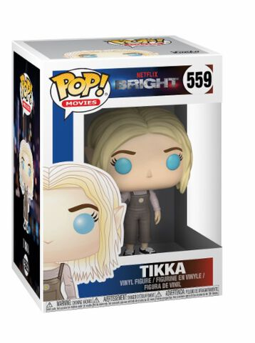 Figurine Funko Pop! N°559 - Bright - Série 1 Tikka avec baguette