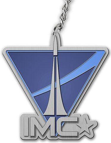 Porte-cles - Titanfall - Imc Logo
