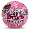Figurine Mystère - Lol Surprise - Lil Sisters Série 4 Assortiment