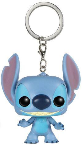 Porte-cles Funko Pop! - Lilo Et Stitch - Stitch