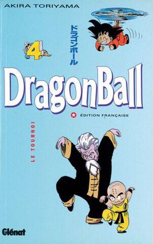 Manga - Dragon Ball - Tome 04 Le Tournoi