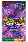 Pack Special - Dragon Ball Super - Blister Pack Unison Warrior 10