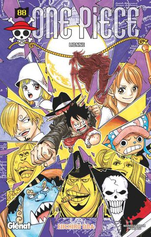 Manga - One Piece - Edition Originale Tome 88