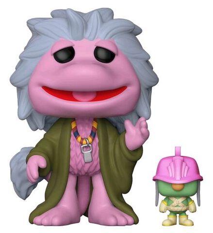 Figurine Funko Pop! N°522 - Fraggle Rock - Mokey avec Doozer