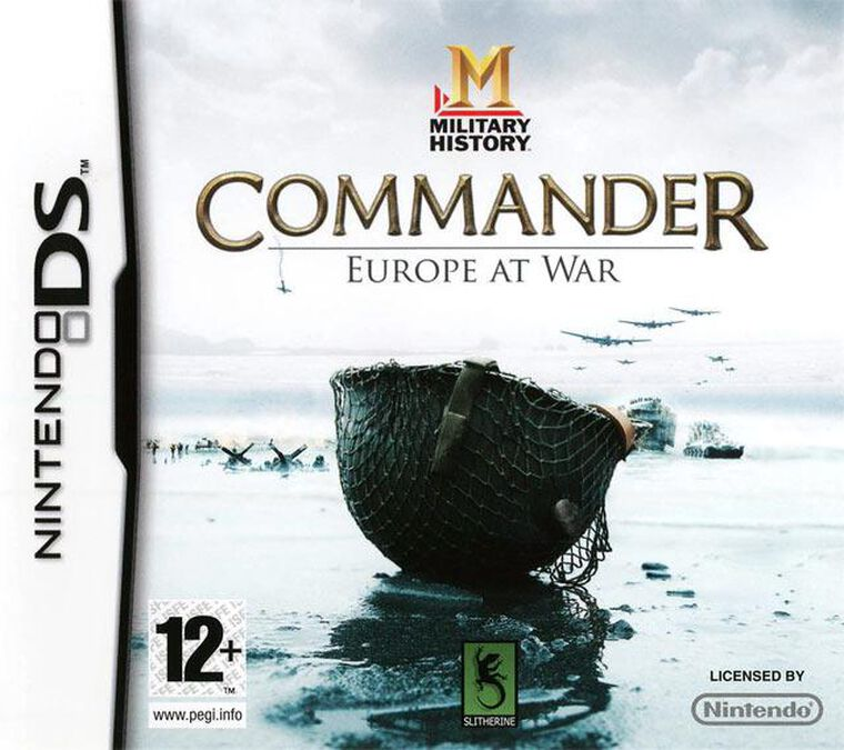 Military History, Commander Europe At War Gold