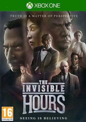The Invisible Hours Exclusivité Micromania