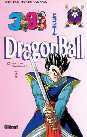 Manga - Dragon Ball - Tome 39 Boo