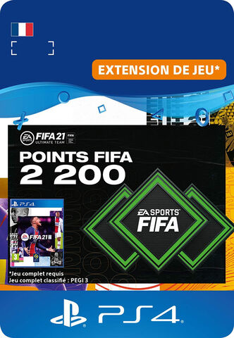 FIFA 21 - Ps4-ps5 - FIFA Ultimate Team - 2200 Pts