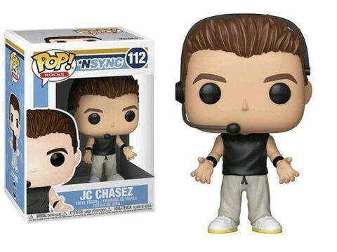 Figurine Funko Pop! N°112 - Nsync - Jc Chasez