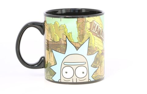 Mug - Rick et Morty - Cronenberg 591 ml