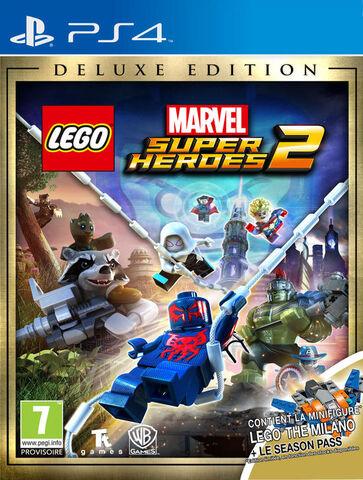 Lego Marvel Super Heroes 2 Deluxe Edition Milano Ship