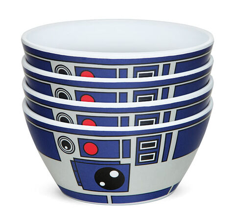 Bol - Star Wars - Set de 4 R2-D2 - Exclusif Micromania - GameStop