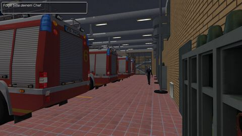 Firefighters Airport The Simulation