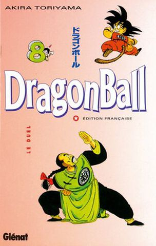 Manga - Dragon Ball - Tome 08 Le Duel
