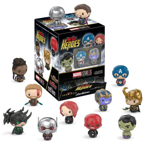Figurine Mystère - Marvel - Pint Sized Heroes Marvel Studios 10