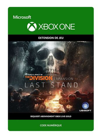 DLC - The Division Last Stand