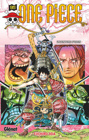 Manga - One Piece - Edition Originale - Tome 95