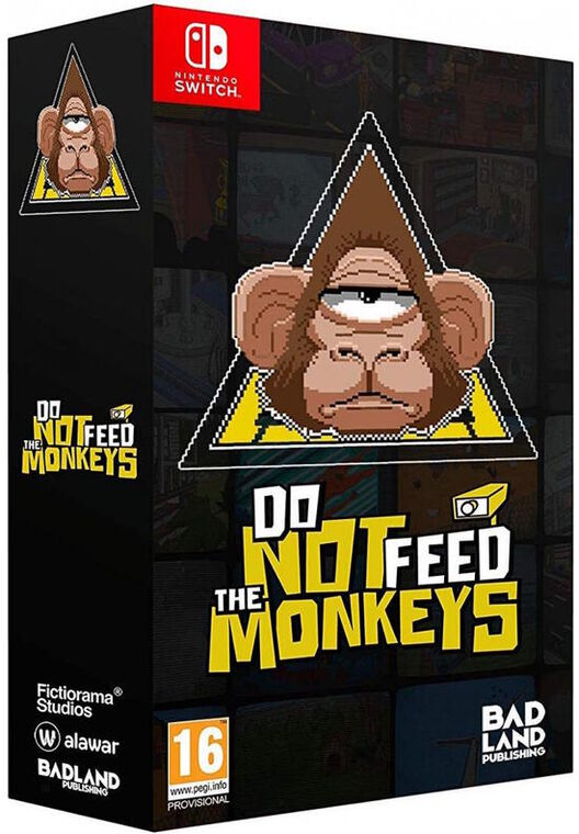 Do Not Feed The Monkeys Collector's Edition