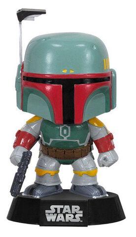 Figurine Funko Pop! N°08 - Star Wars - Boba Fett