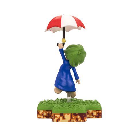 Figurine Totaku N°17 - Lemmings - Umbrella Lemming - Exclusivité Micromania-Zing