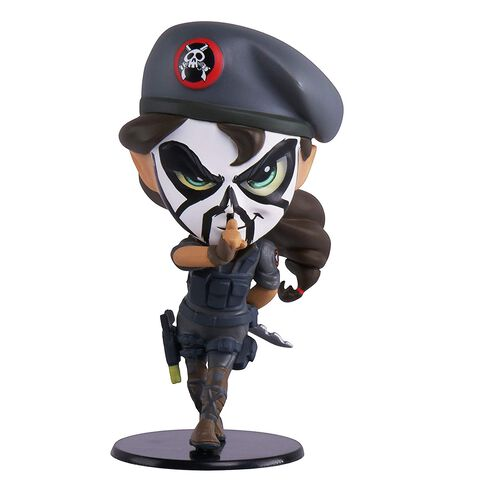 Figurine Chibi Six Collection - Rainbow 6 - Caveira