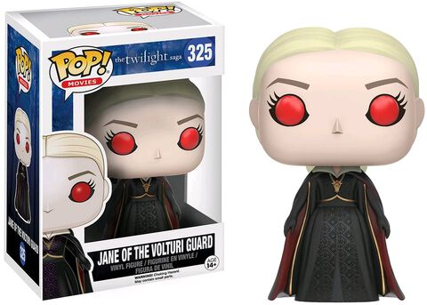 Figurine Funko Pop! N°325 - Twilight - Volturi Guard Jane