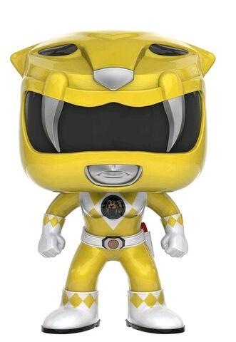 Figurine Toy Pop 362  - Power Rangers - Yellow Ranger