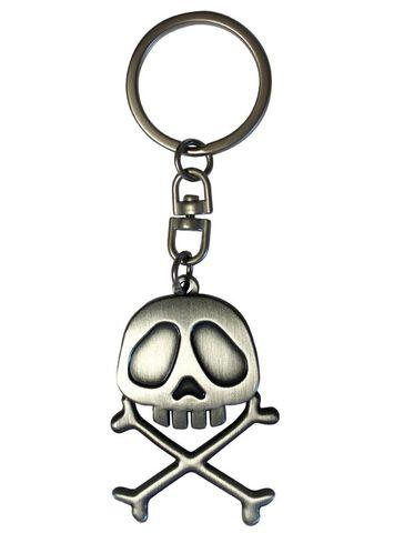 Porte-clés - Albator - Emblème 3D
