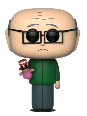 Figurine Funko Pop! N°18 - South Park - Mr Garrison