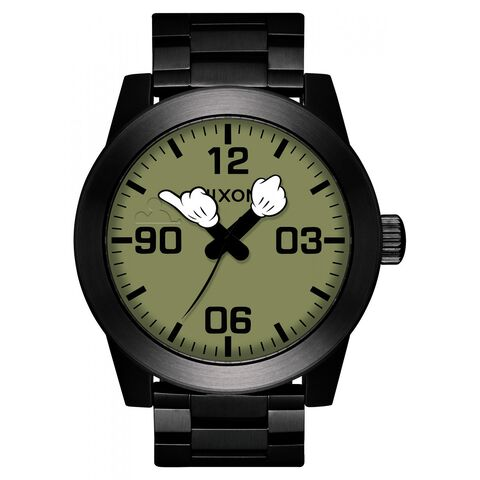 Montre Nixon - Mickey - Homme Hand Over Fist 48 mm