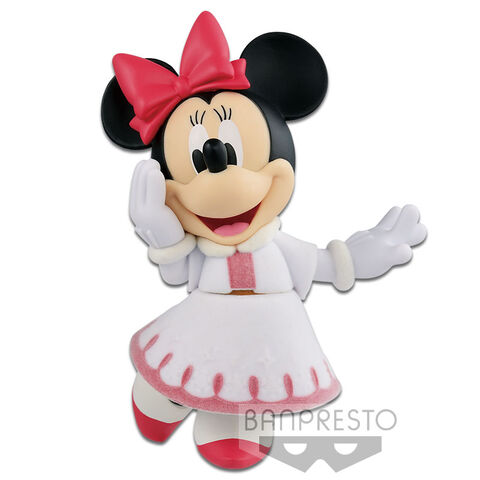 Figurine Fluffy Puffy - Mickey - Minie