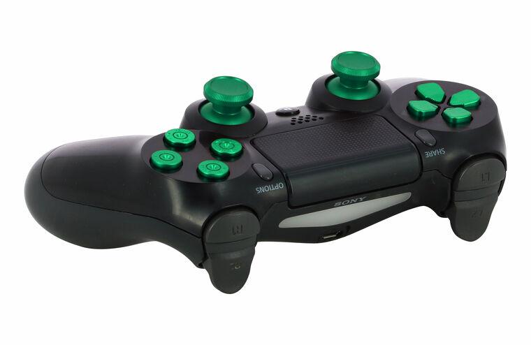 Manette Dual Shock 4 - Custom - Vert