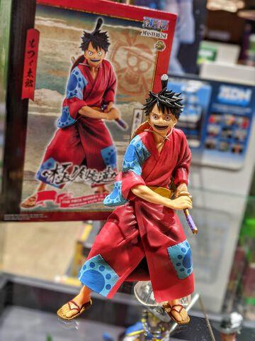 Figurine Grandline Dxf - One Piece - Monkey D Luffy