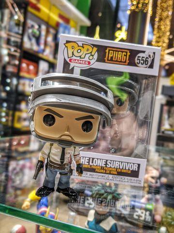 Figurine Funko Pop! 556 - Pubg - The Lone Survivor