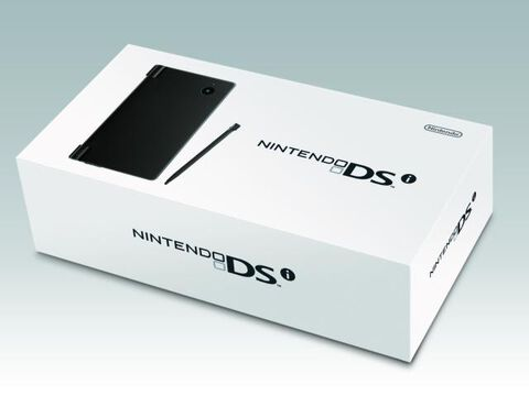 Nintendo Dsi Noire