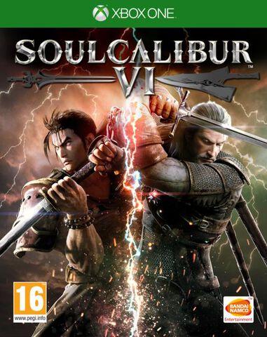 Soulcalibur VI - Jeu complet - Version digitale