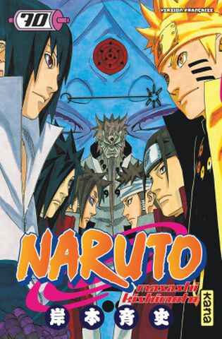 Manga - Naruto - Tome 70