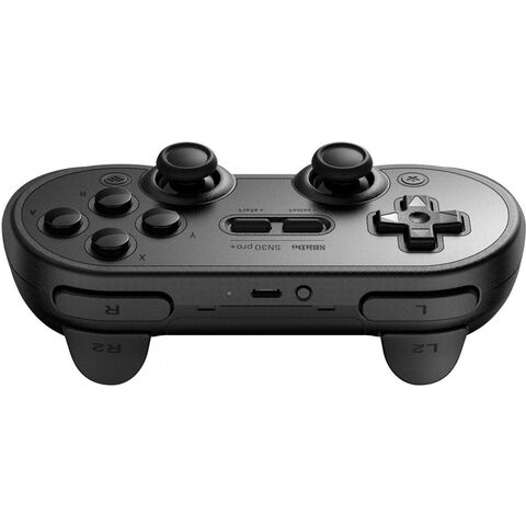 Manette Retro Sn30 Pro+ Black Edition Bluetooth 8bitdo
