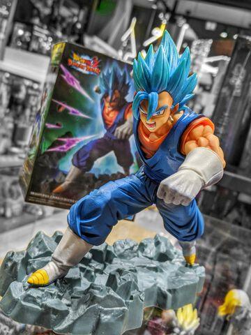 Figurine - Dragon Ball Z Dokkan Battle - Super Saiyan God Super Saiyan Vegetto