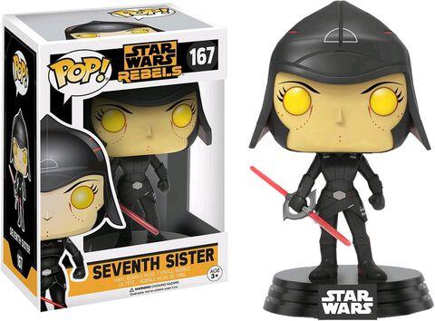 Figurine Funko Pop! N°167 - Star Wars Rebels - Seventh Sister