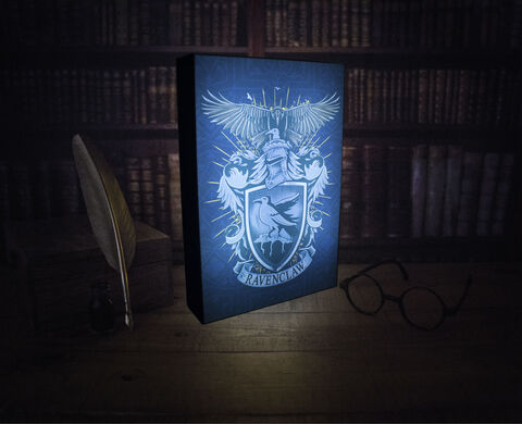 Lampe - Harry Potter - Serdaigle
