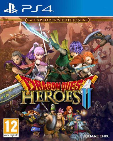 Dragon Quest Heroes 2 Explorateur Edition