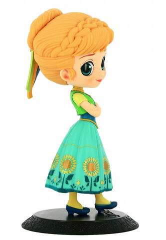 Figurine Q Posket - Disney Character - Anna Surprise Coordinate (ver.b)