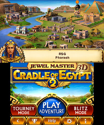 Cradle Of Egypte 2